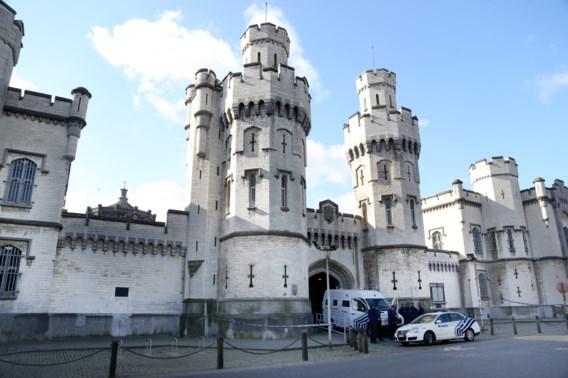 Politie op zoek naar explosieven in gevangenis Sint-Gillis