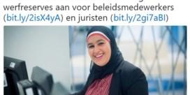 Veel steun voor Amina: 'Een mens wordt nodeloos gekwetst'