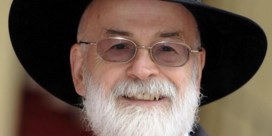 Pletwals over harde schijf Terry Pratchett