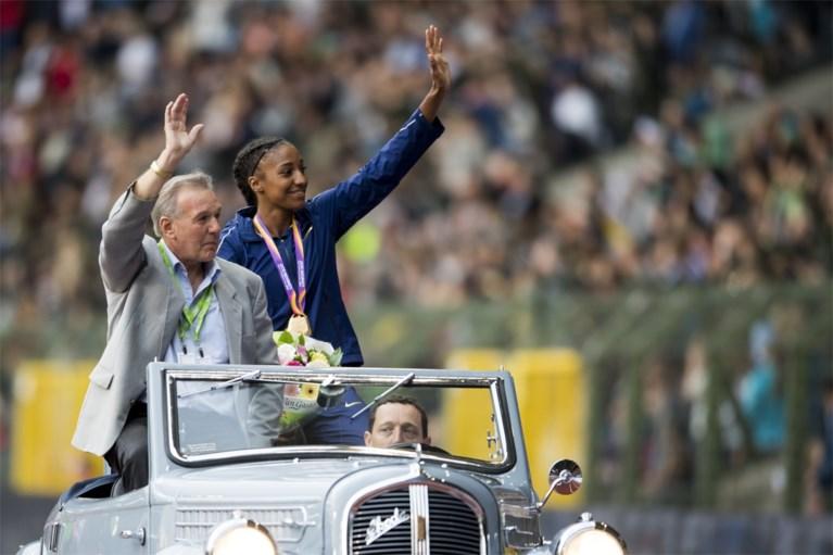 MEMORIAL VAN DAMME. Nafi Thiam finisht als vierde in hoogspringen, Borlées naast het podium op 400m