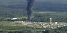 Chemische fabriek gaat alle stoffen vernietigen na doortocht Harvey