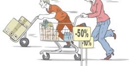 Supermarkten gesandwicht