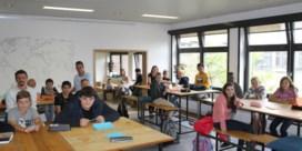 Leerlingen kiezen zelf of ze de leraar nodig hebben of niet