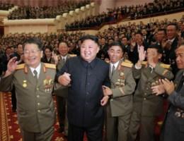 In plaats van een raket te lanceren geeft Noord-Korea een enorm feest