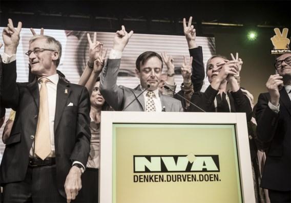N-VA gaat geen communautaire campagne voeren