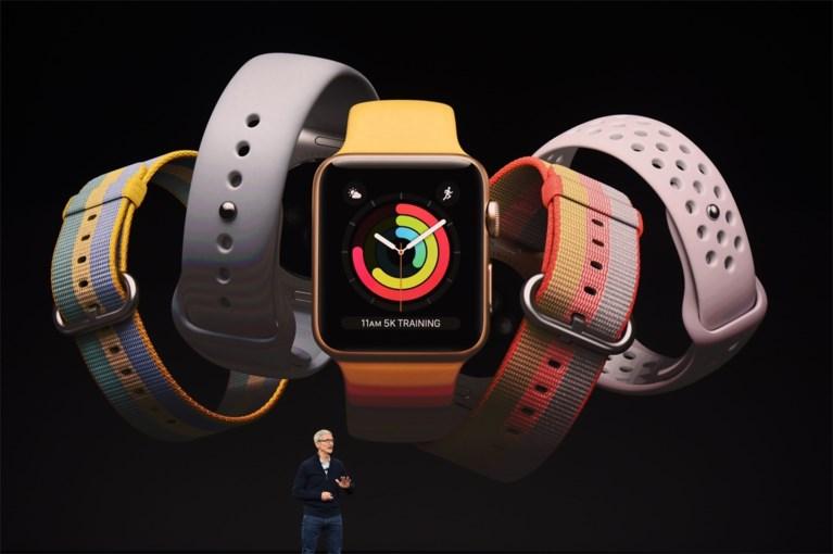 Apple lanceert drie nieuwe iPhones