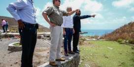 Nederlandse koning: 'Overal vernieling en ontreddering' na doortocht Irma