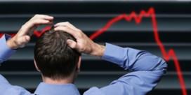 Rood schrikt beleggers af
