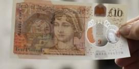 Jane Austen vervangt Charles Darwin op 10 pondbiljet
