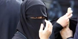 Vrouw met nikab op Brussels Airport teruggestuurd