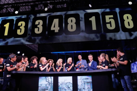 Nederland zamelt 13 miljoen euro in voor Sint-Maarten
