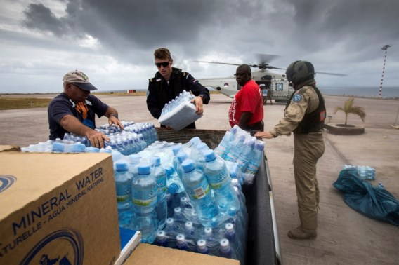 Belg op Saba: 'Ongezien, twee orkanen van categorie 5 op twee weken'