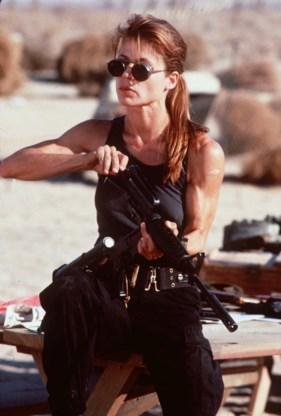 Linda Hamilton keert na 25 jaar terug in Terminator-film