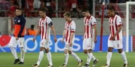 Moeten Olympiakos-Belgen beginnen vrezen voor crisis? Griekse club verliest topper en staat pas vierde