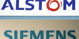 Alstom en Siemens bevestigen treinhuwelijk