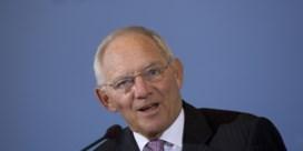 Schäuble mogelijk nieuwe voorzitter van Duitse parlement