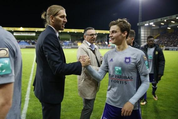 Frutos start met jarige Boeckx in Anderlecht-doel en verrast met debutant op het middenveld in belangrijke Champions League-match
