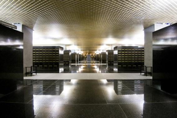 'Gouden plafond' van Jules Wabbes verhuist naar apotheek