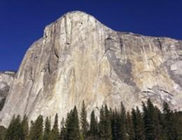 Opnieuw rotsblok omlaag gestort in Yosemite
