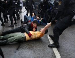 Spaanse regering: 'Illegaal referendum is onmogelijk gemaakt'