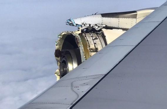 Vliegtuig Air France heeft motorpech in volle vlucht