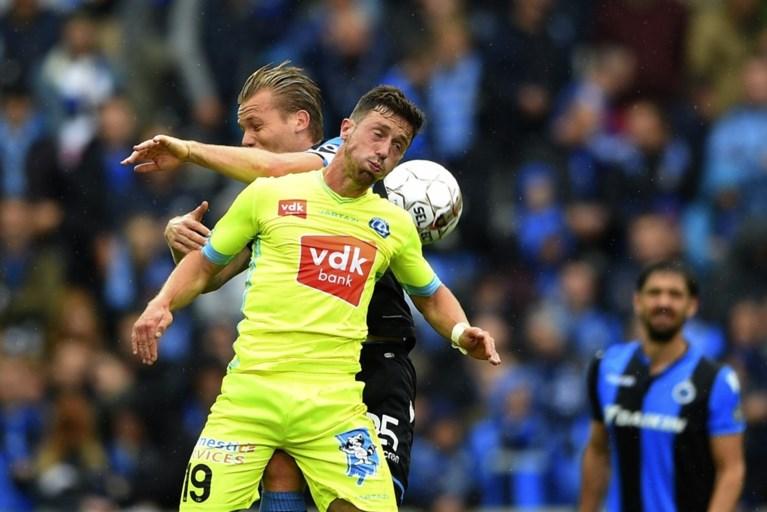 Club Brugge boekt felbevochten zege tegen AA Gent