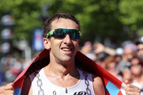 Marino Vanhoenacker sluit seizoen af met tweede plaats op Ironman Taïwan