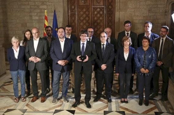 'Catalanen hebben recht op onafhankelijke staat verdiend'