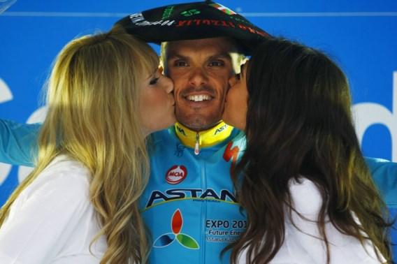 Luis Leon Sanchez verrast sprinters en wint solo GP Bruno Beghelli