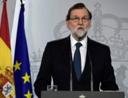 Spaanse premier: 'Er was geen referendum vandaag'