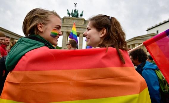 Eerste homohuwelijken in Duitsland