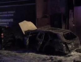 Wagen in brand gestoken na nacht vol vechtpartijen in Borgerhout