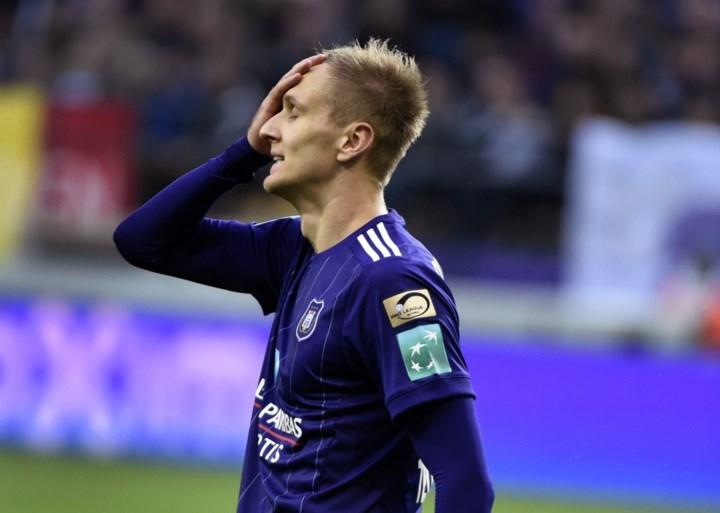 Frutos krijgt mooi afscheidscadeau: Anderlecht wint in extremis van Standard