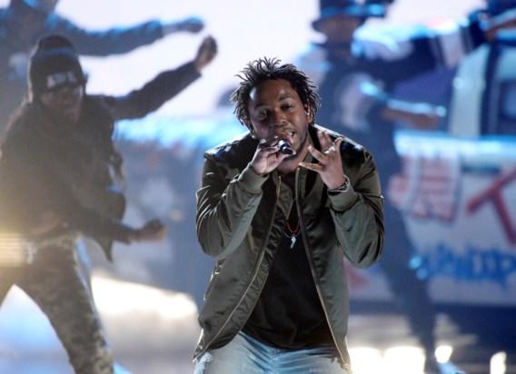 Kendrick Lamar komt naar het Sportpaleis