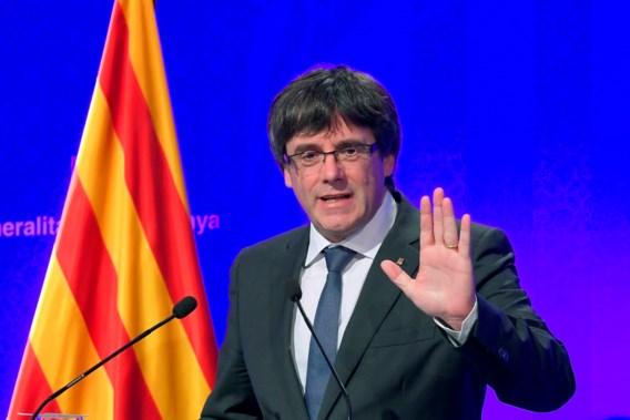 Puigdemont vraagt internationale bemiddeling