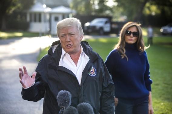 Trump: 'Schutter was zieke en gestoorde man'