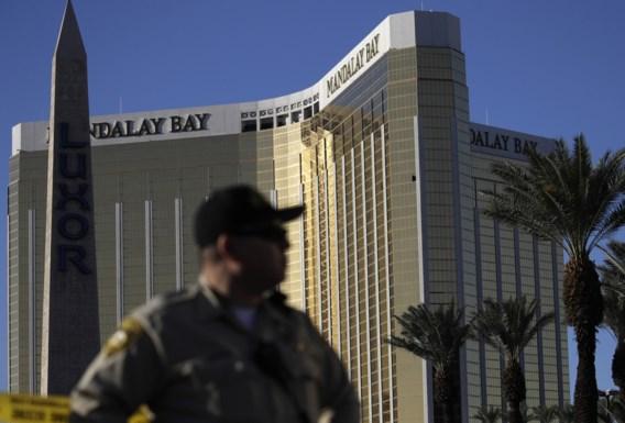 Dader schietpartij Las Vegas plaatste camera's in hotel