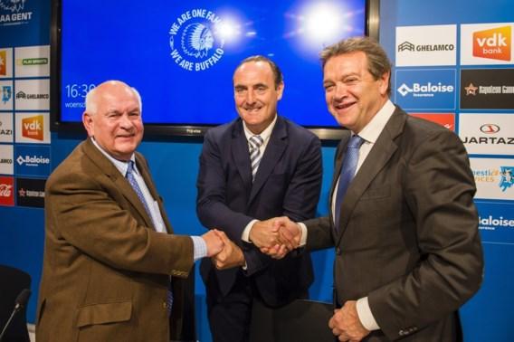 """Yves Vanderhaeghe voorgesteld bij AA Gent: """"Hoofdstuk Vanhaezebrouck volledig afgesloten"""""""