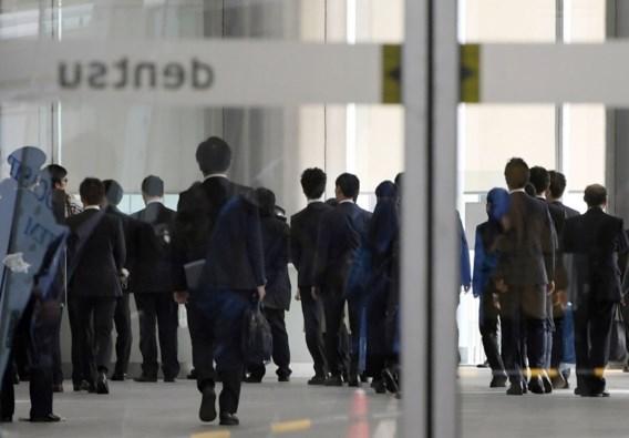 Japanse vrouw sterft 'door overwerk'