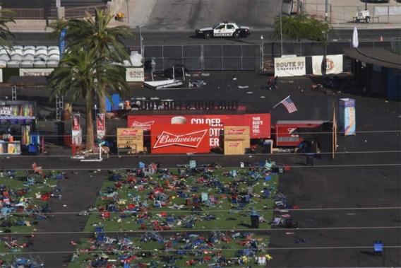 'Vriendin had geen weet van plannen dader schietpartij Las Vegas'