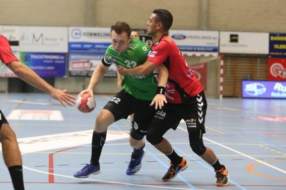 BENE-League handbal: Aalsmeer komt winnen in Bocholt