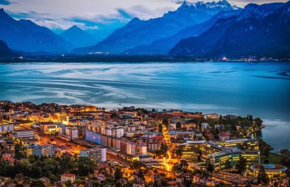 Tsunami-alarm in Zwitserland