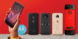 REVIEW. Moto Z² Play: Motorola blijft geloven in modulaire smartphone