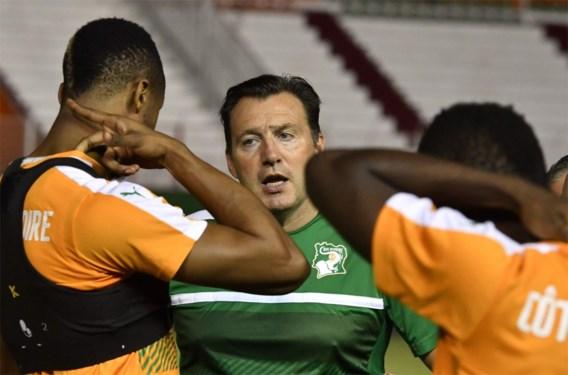 FIFA bestraft Gabon na opstellen geschorste spelers tegen Ivoorkust van Wilmots
