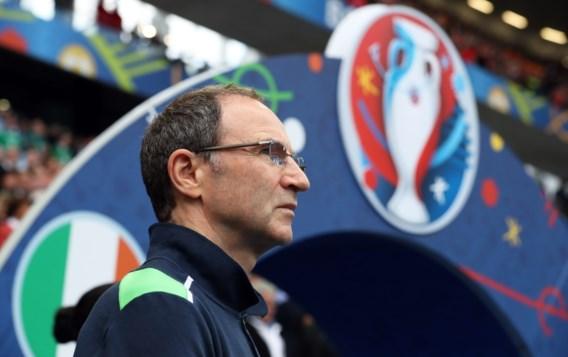 Martin O'Neill tekent bij als bondscoach van Ierland