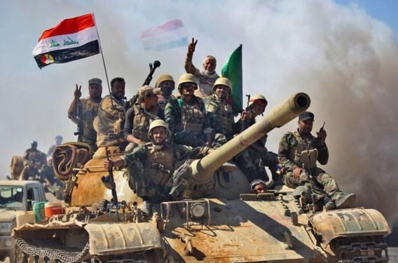 Islamitische Staat bijna geen staat meer