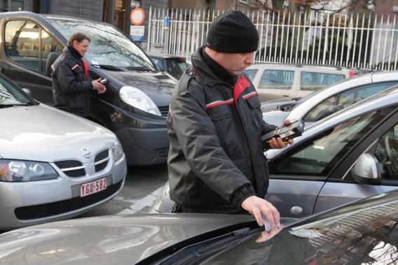 App verschalkt parkeercontroleur