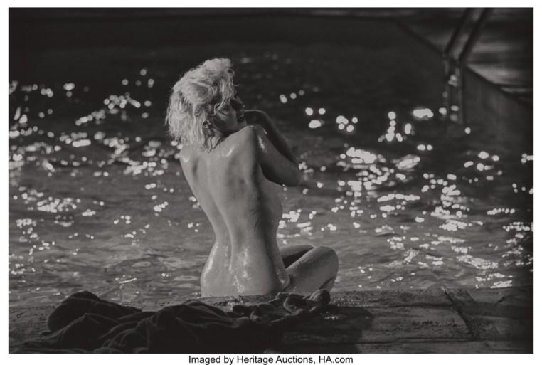 Voor 30.000 euro hangt Marilyn Monroe naakt aan uw muur