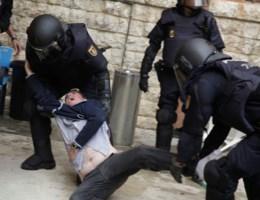 Spaanse regering excuseert zich voor politiegeweld