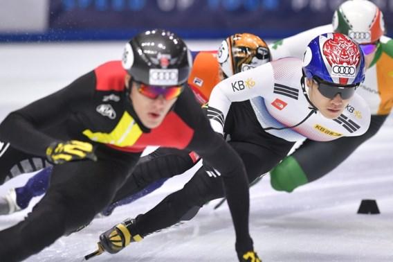 Shorttracker Jens Almey heeft uitzicht op Winterspelen